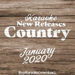 BKD Album COUNTRY January.2020