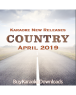 BKD Album COUNTRY April.2019