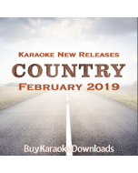 BKD Album COUNTRY February.2019