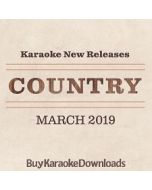 BKD Album COUNTRY March.2019
