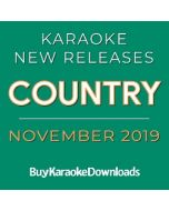 BKD Album COUNTRY November.2019