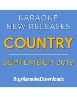 BKD Album COUNTRY September.2019