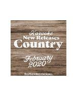 BKD Album COUNTRY February.2020