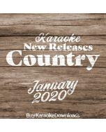 BKD Album COUNTRY January.2020